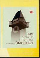 2014.03.19 Österreich Mi. 3126  **MNH  Aus Markenheft   Grazer Uhrturm - 2011-... Nuevos & Fijasellos