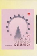 2014.03.19 Österreich Mi 3125  **MNH Aus Markenheft    Riesenrad, Wien - 2011-... Nuevos & Fijasellos