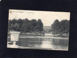 53240    Belgio,  Bruxelles,  Parc De  Tervueren,  Jardin Francais,  VGSB  1913 - Foreste, Parchi, Giardini