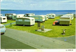 Royaume-Uni - Ecosse - The Caravan Site Tayport - Fife