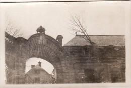 Photo Mai 1917 ORAINVILLE (près Neufchâtel-sur-Aisne) - Une Vue Du Château (A102, Ww1, Wk 1) - Unclassified
