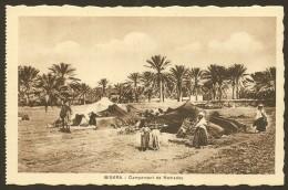 BISKRA Rare Campement De Nomades (Richardet) Algérie - Biskra