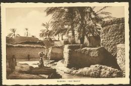 BISKRA Rare Sidi Baskat (Richardet) Algérie - Biskra