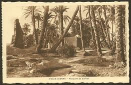 BISKRA Rare Vieux Briska Mosquée De Lollioh (Richardet) Algérie - Biskra