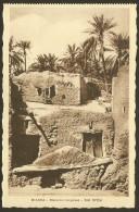 BISKRA Maisins Indigènes à Sidi M'Cid (Richardet) Algérie - Biskra