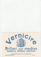 -  BUVARD Bleu - VERNICIRE - 022 - Gas, Garage, Oil