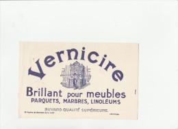 -  BUVARD Marron - VERNICIRE - 023 - Öl & Benzin