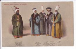 CP - MEDJMOUAI TECAVIR (Collection De Costumes) - Turkey