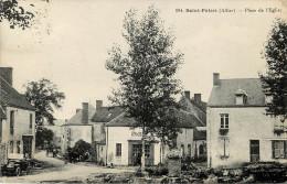 Saint Palais (03) Place De L'eglise - France