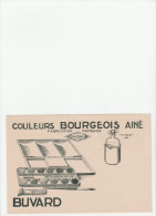 -  BUVARD Couleurs BOURGEOIS - 026 - Paints