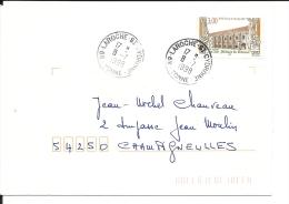 Lettre France Yvert N° 3143 LSI émission 16/03/98 - France