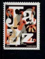 221863531 2011  USA XX MNH SCOTT  4503 Jazz - Verenigde Staten