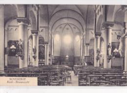 BOVEKERKE : Kerk - Binnenzicht - Koekelare