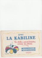 -  BUVARD Teinture LA KABILINE  - 032 - K