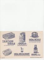 -  BUVARD Teinture IDEALE - 033 - Carte Assorbenti