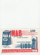 -  BUVARD NAB - 035 - Wassen En Poetsen