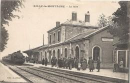 LA GARE - Rilly-la-Montagne