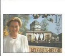 2706. Paola. Koningin Der Belgen. Ongetand Met Nr. Op Rugzijde. Cote 50 € - Imperforates