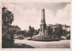 BISCEGLIE ( BARLETTA ) MONUMENTO AI CADUTI - EDIZIONE DI CLEMENTE - 1943 - Bisceglie