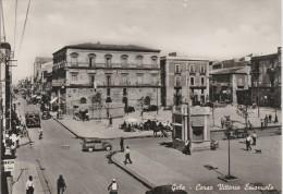 GELA - CORSO VITTORIO EMANUELE - Gela