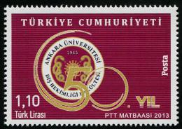 Turkey (2014) - Set -   /  University  - Universidad - Universite - 1921-... Republic