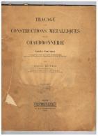 TRACAGE Des CONSTRUCTIONS METALLIQUES Et Des CHAUDRONNIERS   1926 - 18 Ans Et Plus