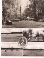 MOL ACHTER DE NETE 1959  ZILVERMEER 1964 ECHTE FOTO 'S Re 658/3 - Mol