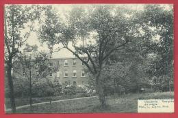 Mollem/ Molhem - Pensionnat des ursulines - Vue prise au verger - 1909 ( verso zien )