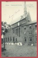 Mollem/ Molhem - Pensionnat des ursulines - Un c�t� de la Chapelle - 1909 ( verso zien )