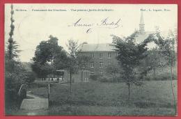 Mollem/ Molhem - Pensionnat Des Ursulines - Vue Prise Au Jardin De La Grotte - 1909 ( Verso Zien )