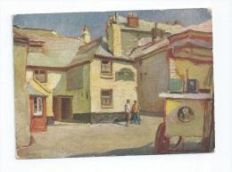 CPA GB St Ives Sloop Inn - St.Ives