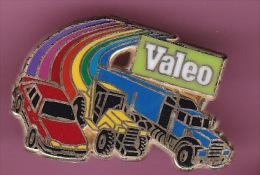 43987-Pin's.Valeo.équipement Automobile.signé Arthus Bertrand Paris. - Arthus Bertrand