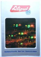 CATALOGUE LILIPUT Avec Tarif 1974 TRAINS LOCO Train - Francia