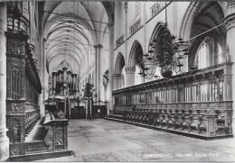 NL.- Dordrecht, Nederlands Hervormde Kerk.Interieur Grote Kerk 2 Scans - Dordrecht