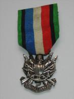 Décoration Des Vétérans De 1870-1871 - En Argent  ***** EN ACHAT IMMEDIAT **** - Before 1871