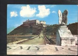 J1762 Montecassino ( Frosinone ) - Abbazia - ABBAYE - Fotototipia Beretta - Annullo Baia Domizia 1972 - Altre Città