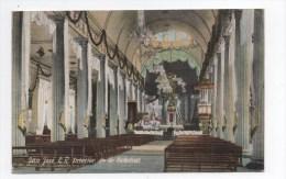 San Jose. Interior De La Catedral. - Costa Rica