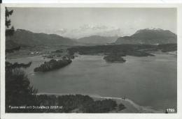 AK 0118  Faakersee Mit Dobratsch - Verlag Schilcher Um 1929 - Faakersee-Orte