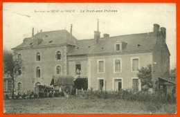 CPA 72 Environs De BESSE-sur-BRAYE Sarthe - LE PONT-aux-PRÊTRES (chargement De Farine) ° Edit. Léon - Autres Communes