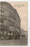 SAINT ETIENNE. VIEILLE MAISON XIIIe SIECLE RUE CITE.... NEUVE - Saint Etienne