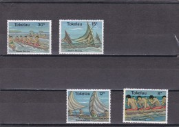 Tokelau Nº 65 Al 68 - Tokelau