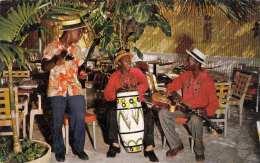 NASSAU (Bahamas, Karibik) Typical Calypso Band In Nassau - Bahamas