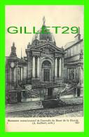 PARIS (75) MONUMENT COMMÉMORATIF INCENDIE DU BAZAR CHARITÉ - A. GUILBERT, ARCH - LEVY ET NEURDEIN - - Other Monuments