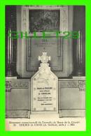 PARIS (75) MONUMENT COMMÉMORATIF INCENDIE DU BAZAR CHARITÉ - CHEMIN DE CROIX No 13 - LEVY ET NEURDEIN - - Other Monuments