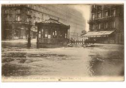 S2858 - 210 - Inondations De Paris  (Janvier 1910) - Place De Rome - Inondations