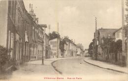 VILLIERS SUR MARNE RUE DE PARIS - Villiers Sur Marne