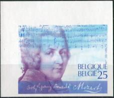 Belgie 1991. Michel #2490  MNH/Luxe. Music. Imperf. (TS06) - Belgio