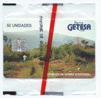 GETESA Paysage De Guinée SC7 MINT FOLDER NEUVE NSB