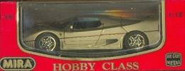 31-77. Coche Escala 1/18. Mira. Ferrari F-50 1993 - Carros