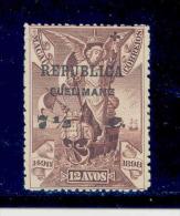 ! ! Quelimane - 1913 Vasco Gama On Macau 7 1/2 C - Af. 14 - MNH (x467) - Quelimane